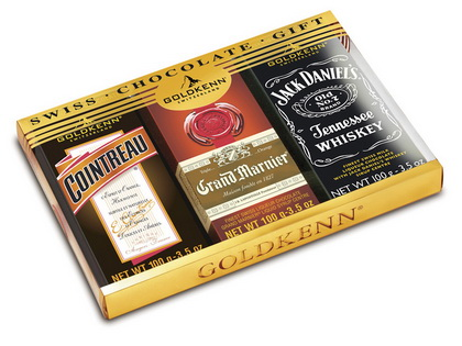 Assorted Liqueur Bars